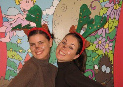 Il primo Natale, nel 2008!