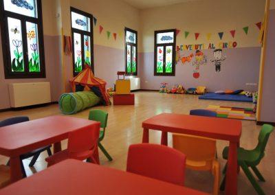 aula gioco Villetta Incantata1