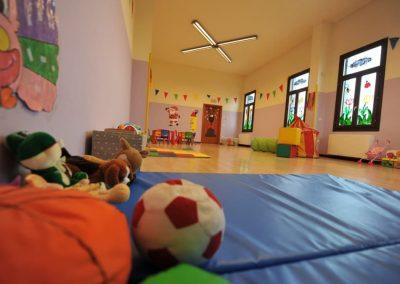aula gioco Villetta Incantata2