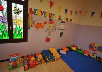 aula gioco Villetta Incantata3