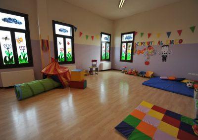 aula gioco Villetta Incantata5
