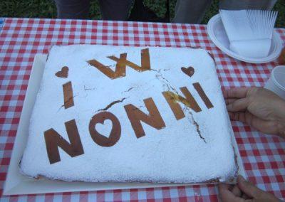 Si mangia! Grazie a tutti i nostri nonni! Festa dei Nonni, ottobre 2011