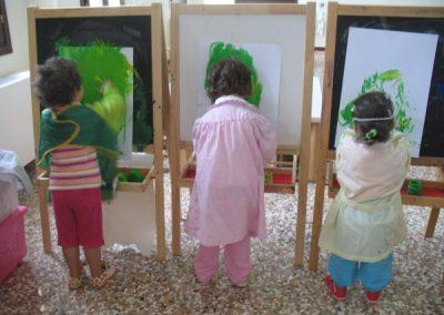 Giovani artisti promettenti