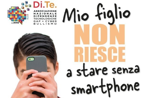 Dipendenza da smartphone: parliamone